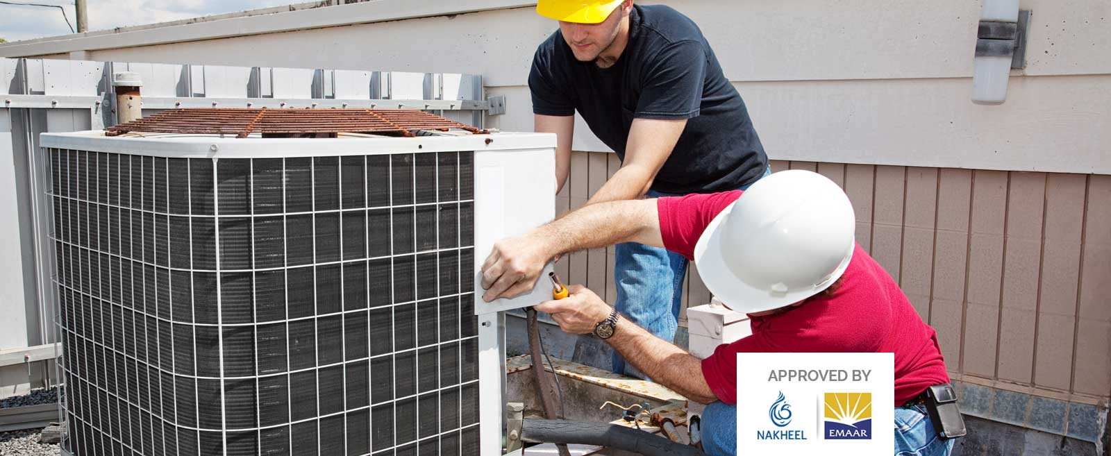Air Conditioning Repairs in Palm Jumeirah Dubai