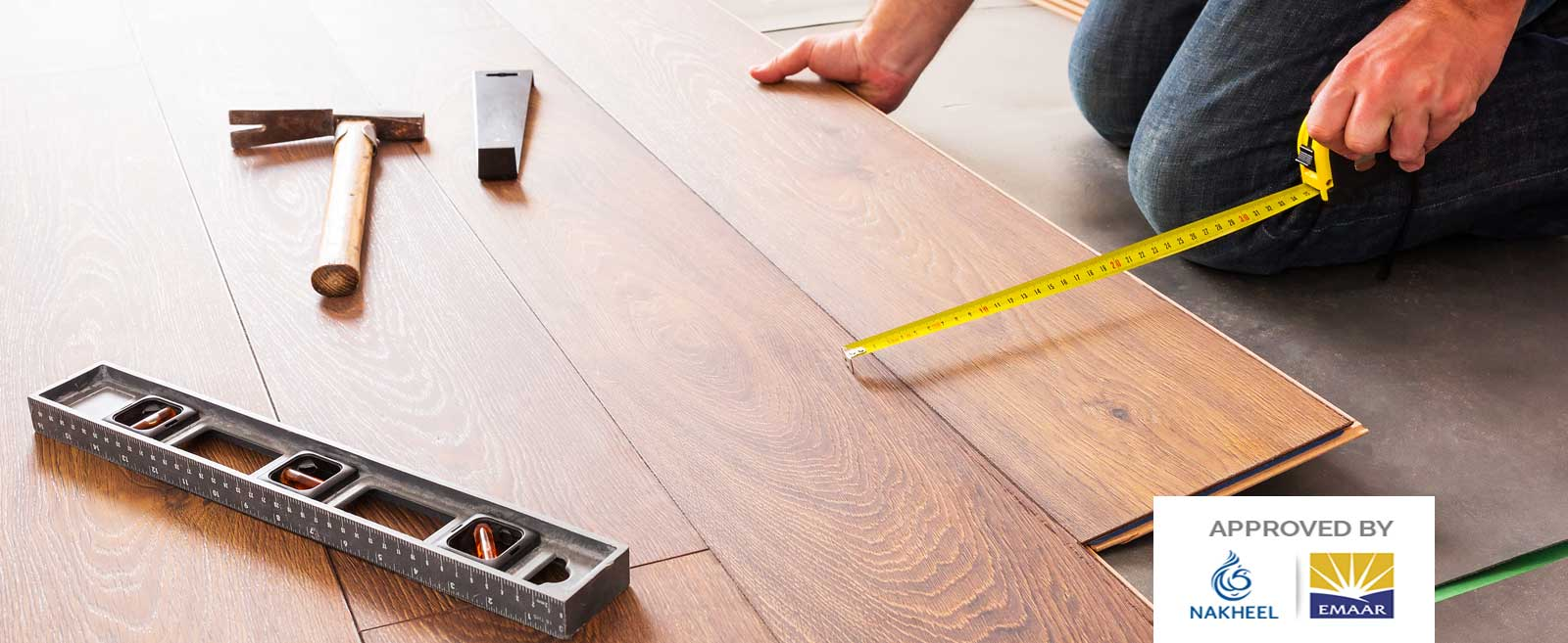 Carpentry and Flooring Services in Dubai