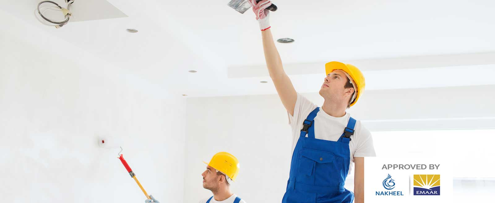 House Painting Contractors Dubai